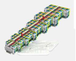 The new range of push in din rail terminals now available. Product demo video available to view here...