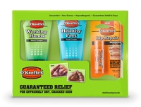 OKeeffes Working Hands 85g 3pc Giftset
