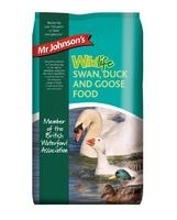 Mr Johnson's Wildlife Swan Duck & Goose Food 750g x 6
