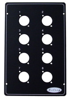 Kelsey B8 8 Hole Stage and Wall Box Top Plates