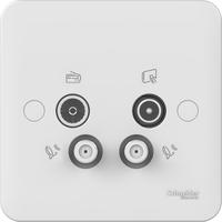 Schneider LWM Quadplex TV-R/DAB & 2 x SAT