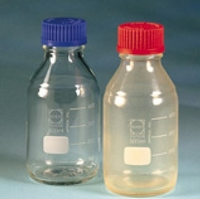 Reagent Bottle Duran Safecoated W/Mouth