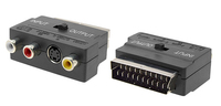 SCART TO RCA ADAPTOR
