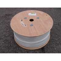 Triax RG6/ U White 250m