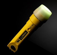 EX150 SA LUMIN ATEX LED STRAIGHT SAFETY TORCH