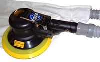 Random Orbital Sander with Pad 6inch / 150mm