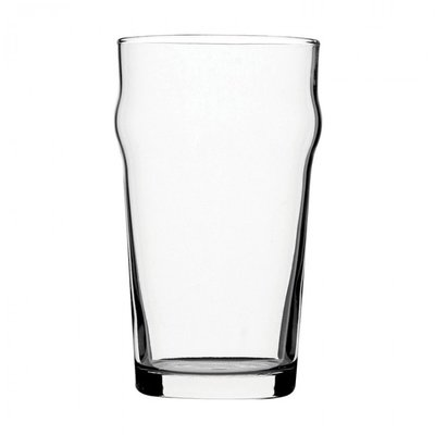 Nonik 20oz Glass CE Stamped Case of 48