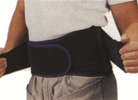 BACK SUPPORT BELT - LARGE