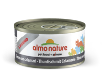 Almo Nature Legend Cat Cans - Tuna with Squids 70g x 24
