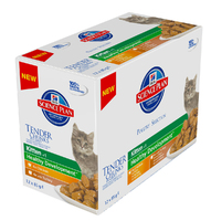 Hill's Pouch Kitten - Poultry Selection Multipack 85g x 12