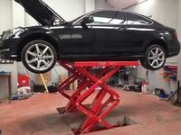TARANTO Scissor Car Lift 3 Ton 3Hp (In-Floor Type)