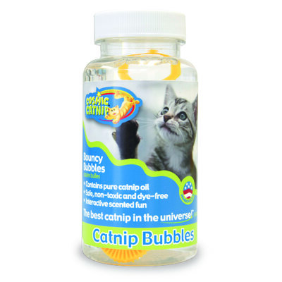 Cosmic Catnip Bouncy Bubbles 147.9ml x 1