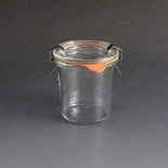140ml Weck jar. (Pack of 12)