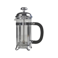 Cafetiere Coffee Maker Chrome Finish 12 Cup