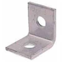 TKP1026 2 Hole Right Angle L Bracket W008