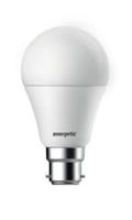 8.5W-(60W) ES/E27 LED OPAL 806 LUMEN PHOTOCELL LAMP GLS WARM WHITE 2700K 15000 HOUR