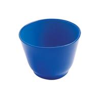 ALGINATE MIXING BOWL FLEXIBLE BLUE