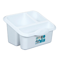 Casa Large Sink Tidy White