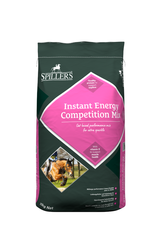 Spillers Instant Energy Competition Mix 20kg