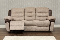 Savoy Fabric Sofa 1