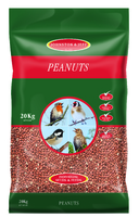 Johnston & Jeff Peanuts 20kg