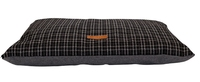 Ralph & Co Cushion Bed - Ascot Black Tweed Large x 1