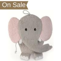 Washcloth Puppet - Elephant