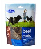 Hollings Beef Curls 100g x 8