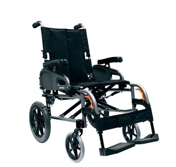 """Flexx Transit Wheelchair 19"""""""