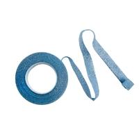 FTG207 PALE BLUE SILVER GLITTER TAPE 11x15x1.5