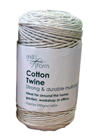 Mill Farm Cotton Twine Large 250g Spool