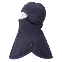 Portwest Flame Retardant Antistatic Balaclava Hood Navy