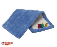 Plush Flat Pocket Mop 40cm - Packet of 5