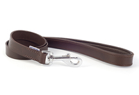 """Ancol Vintage Leather Lead 19mm x 39"""" Chestnut x 1"""