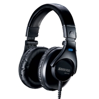 Shure SRH440 | Professional Studio Headphones