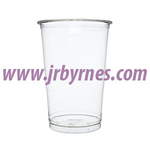 Case Cup Clear Slushie/ Smoothie 12ozx1000