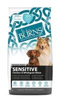 Burns Adult Sensitive Chicken & Maize 12kg