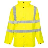 Supertouch Hi-Visibility Storm-Flex Parka, Yellow