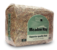 Pillow Wad Compressed Meadow Hay - Small x 6 [Zero VAT]