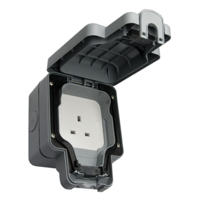 13A OUTDOOR SOCKET IP56
