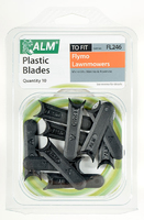 Lawnmower Plastic Blades For Flymo