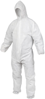 D8 Titan 380 Disposable Coveralls Each - Breathable Waterproof Type 5B & 6B