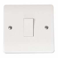Click Mode CMA025 10A 1G Intermediate Plate Switched