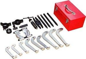 NEILSEN Hydraulic Puller Kit 10 Ton 23Pcs Set  CT2593