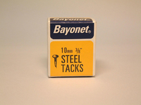 Bayonet Blued Tacks 10mm 40g - 10202