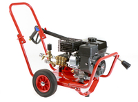 PD PRO PW203-PTL/A-RC 7Hp PETROL POWERWASHER 2400psi 13Ltr/min C/W TROLLEY FRAME & 9M HIGH PRESSURE HOSE & 900MM S/S LANCE