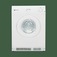 White Knight WK44A7W 7kg Vented Dryer