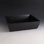 Basket 12. Black 290 X 210 X 90 (Pack Of 10)
