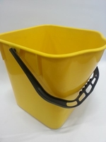 BUCKET 25ltr CALIBARATED YELLOW