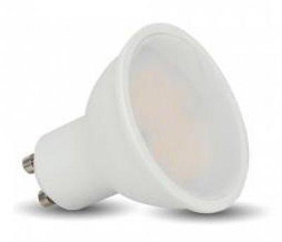 GU10 Led 5 Watt / 40 Watt Replacement Cool White 320 Lumens 6400K Non-Dimmable Bulb   Single